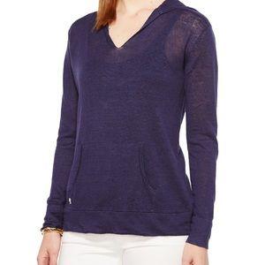 Lilly Pulitzer linen Medina sweater